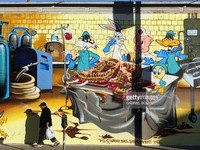 Hội họa đường phố bắt nguồn từ đâu?