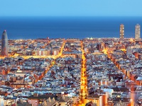 Ngắm Barcelona đẹp mê hoặc với kiến trúc ấn tượng