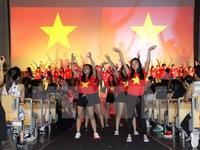Thanh niên, sinh viên Việt Nam tại châu Âu sôi động cùng Festival