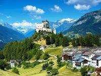 Khám phá cảnh sắc thiên nhiên tuyệt đẹp của đất nước Thụy Sĩ