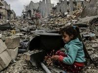 Iraq: khoảng 600.000 trẻ em mắc kẹt tại Mosul