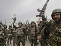 Quân đội Syria giải phóng được 60 diện tích phía Đông Aleppo
