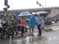 Gây tai nạn chết người, tài xế xe bồn phóng xe bỏ chạy