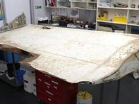 Mảnh vỡ tìm thấy ở Tanzania chính xác của máy bay mất tích MH370
