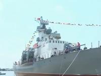 Hạ thủy tàu đánh cá lớn nhất theo Nghị định 67