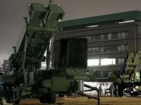 Nhật triển khai tên lửa phòng không đối phó Triều Tiên