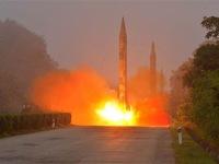 Triều Tiên tiếp tục phóng tên lửa đạn đạo