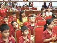 Đoàn giáo viên, học sinh kiều bào Thái Lan giao lưu tại Hà Nội