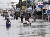 14 người thiệt mạng do lũ lụt tại miền Nam Thái Lan