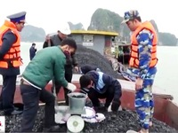 Hóa đơn 'khống' thành vỏ bọc cho khoáng sản 'lậu' trên đường thủy