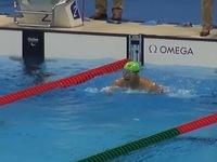 Paralympic Rio 2016: Nguyễn Thành Trung xếp hạng 6 nội dung 100m ếch