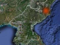 Hàn Quốc nghi ngờ trận động đất 5,1 độ Richter gần bãi thử hạt nhân của Triều Tiên
