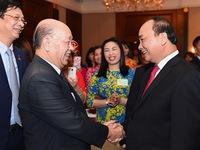 Thủ tướng gặp mặt cộng đồng người Việt Nam tại Hong Kong và Macau