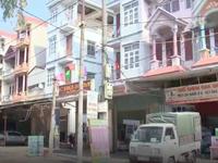 Thu hồi 13 ki-ốt xây trái phép tại chợ Kim, Đông Anh