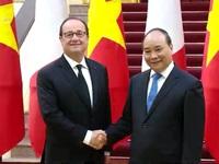 Việt Nam - Pháp thúc đẩy hợp tác trong chuyển giao công nghệ