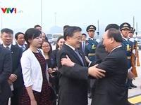 Thủ tướng thăm Hong Kong (Trung Quốc)