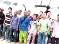 ĐSQ Việt Nam tại Tanzania hỗ trợ đưa 3 thuyền viên Việt Nam về nước