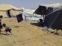 75.000 người tị nạn bị 'bỏ quên' tại biên giới Jordan-Syria