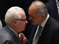HĐBA LHQ bỏ phiếu áp đặt lệnh ngừng bắn ở Syria