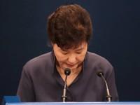 Tổng thống Hàn Quốc lần thứ 2 xin lỗi người dân về vụ bê bối chính trị