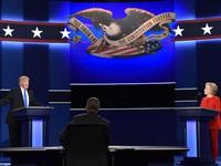 Dư luận nói gì sau cuộc tranh luận giữa Donald Trump và Hillary Clinton?