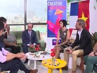 Tổng Thống Pháp cam kết hỗ trợ cộng đồng Startup tại Việt Nam