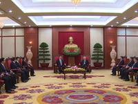 Việt Nam - Trung Quốc đẩy mạnh hợp tác kinh tế