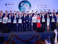 Vinh danh 50 công ty niêm yết tốt nhất Việt Nam năm 2016