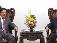 Thúc đẩy quan hệ hợp tác thương mại Việt Nam - Trung Quốc