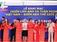 Triển lãm ảnh và Tuần phim Việt Nam tại Slovakia
