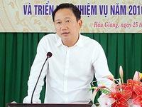 Bộ Công an ra quyết định truy nã bị can Trịnh Xuân Thanh
