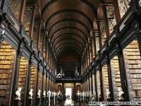 Khám phá thư viện cổ nhất đất nước Ireland