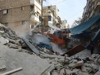 Nga công bố lệnh ngừng bắn 8 giờ tại Aleppo