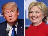 Tranh luận Trump - Clinton: Ai thắng ai?