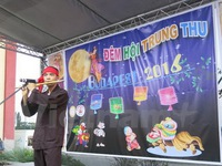 Tưng bừng lễ hội Trung Thu của cộng đồng người Việt tại Hungary