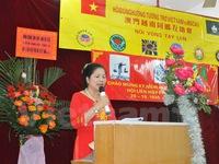 Cộng đồng người Việt ở Macau (Trung Quốc) hướng về miền Trung