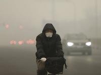 Trung Quốc báo động đỏ về ô nhiễm không khí
