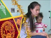 Trung thu ấm áp cho gần 1.000 em nhỏ ở Bệnh viện Nhi Trung ương