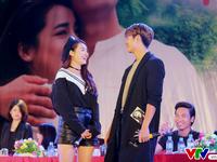 Nhã Phương tự tin 'bắn' tiếng Hàn như gió bên Kang Tae Oh