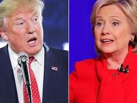 Ông Trump và bà Clinton công kích nhau trên mạng xã hội