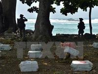 Colombia triệt phá đường dây buôn bán ma túy tới châu Á