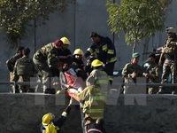 115 người thương vong trong vụ đánh bom kép ở Afghanistan