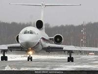 Nga đình chỉ hoạt động tất cả máy bay dòng Tu-154