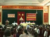 Đoàn Đại biểu Quốc hội Đà Nẵng tiếp xúc cử tri