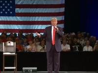 Donlad Trump cảnh báo bạo động nếu bị loại khỏi cuộc đua Tổng thống Mỹ