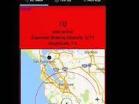 My Shake - Ứng dụng hữu ích cảnh báo sóng thần