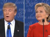 Tranh luận Trump - Clinton: Cuộc 'đấu khẩu' ứng viên Tổng thống kỳ lạ nhất lịch sử nước Mỹ