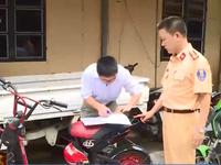 Cục thuế Hà Nội yêu cầu thu nộp phí trước bạ đối với xe máy điện