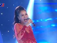 Thu Minh 'đốt cháy' Vietnam Idol bằng ca khúc của CK Hoa hậu Việt Nam 2016