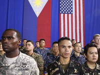 Philippines cam kết duy trì quan hệ đồng minh quân sự với Mỹ
